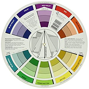 "Cox 133343 Color Wheel 9-1/4""-"