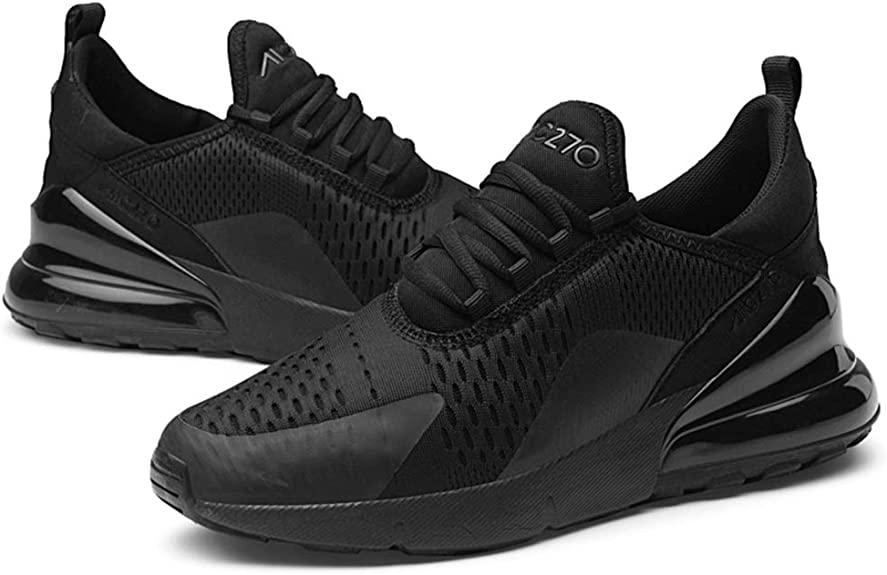 TUOKING Mens AIC Low-Top Trainers