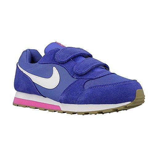 Nike Air Vortex Zapatillas de deporte para mujer Blanco-Rosa-Violeta