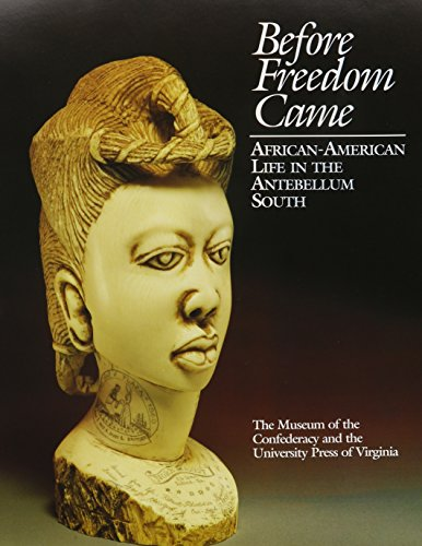 Before Freedom Came: African-American Life in the Antebellum South (American Library Association Notable (Snowman Make Up)