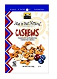 Nut'n But Natural Cashews, Roasted with real Blueberies, Cranberries and Quinoa 2 Pack