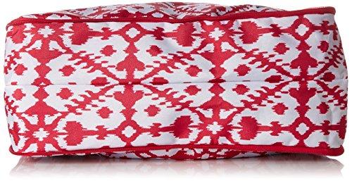 KAVU Frauen-Markt Tasche Pink Blot