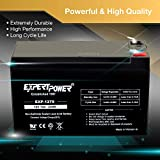 ExpertPower 12v 7ah Rechargeable Sealed Lead Acid