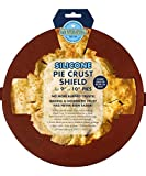 R&M International 2742 Silicone Pie Crust Shield