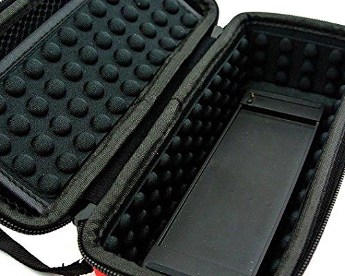 Coohole Soft Storage Cover Case Bag For Bose-Soundlink Mini I II 2 Bluetooth Speaker (hot pink)