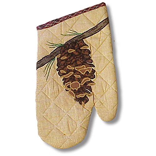 Pinecone Oven Mitt - Patch Magic Pinecone Oven Mitt, 7
