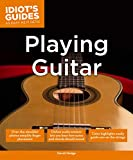 img - for Playing Guitar (Idiot's Guides) book / textbook / text book