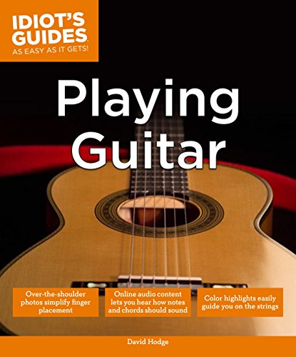 Playing Guitar (Idiot's Guides)
