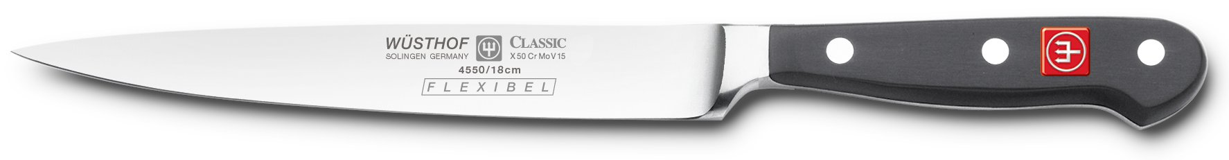 Wusthof Classic Flexible 7 Inch Fillet Knife by Wüsthof