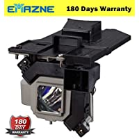 Emazne NP28LP Projector Replacement Compatible Lamp With Housing For NEC NP-M322X