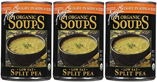 Amy's Organic Split Pea Soup - 14.1 OZ - 3 pk