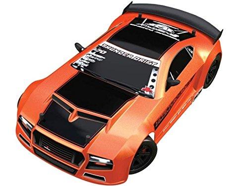 Redcat Racing Thunder Drift Metallic Car, Orange