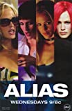Alias (TV) by postersdepeliculas