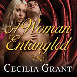 A Woman Entangled: Blackshear Family, Book 3