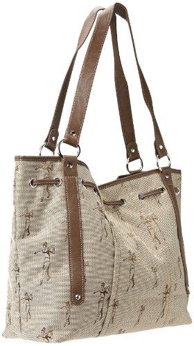 Sydney Love Classic Golf Shoulder Bag,Brown,One Size by Sydney Love (Image #2)