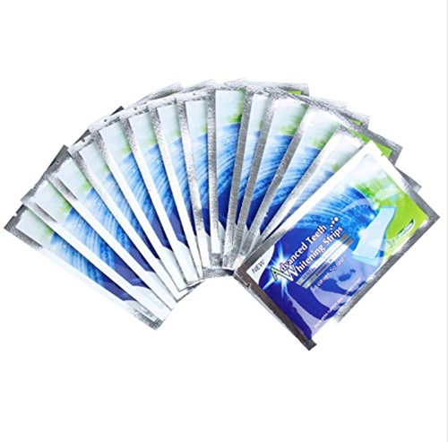 14 Packs Teeth Whitening Strips Professional Teeth Whitening Products Gel Strips Teeth Whiten Tools. - Dr Song Teeth Whitening Trays