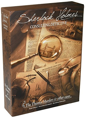 Sherlock Holmes: The Thames Murders & Other Cases