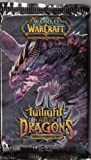 World of Warcraft TCG Twilight of the Dragons Booster Pack
