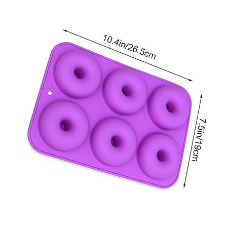 Set de moldes para Hornear Molde for Hornear de rosquilla de ...