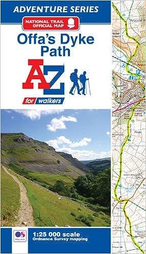 Offa's Dyke Path Atlas