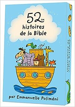 52 histoires de la Bible