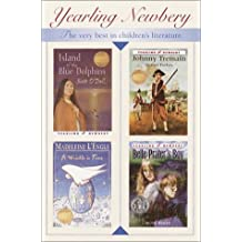 Yearling Newbery Boxed Set (Island of the Blue Dolphins, Johnny Tremain, Belle Prater's Boy, Wrinkle in Time, Black Cauldron, Black Pearl, Watson's Go to Birmingham 1963, Lily's Crossing)