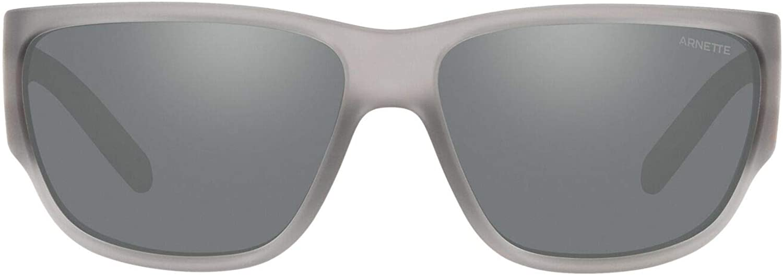 ARNETTE New popularity Men's An4280 Wolflight Rectangular Special sale item Sunglasses