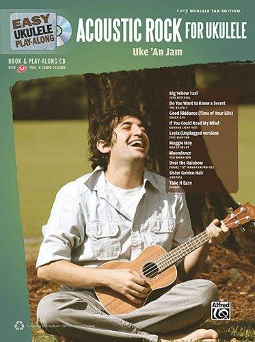 (Acoustic Rock for Ukulele: Easy Ukulele Play-Along (Easy Play-Along))