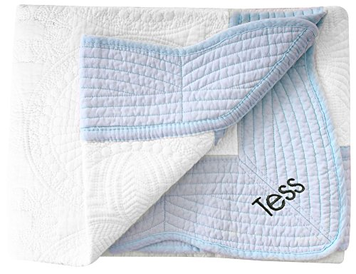 Personalized Lightweight Baby Blankets Nursery Blanket New B