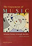 The Enjoyment of Music, 10th Edition