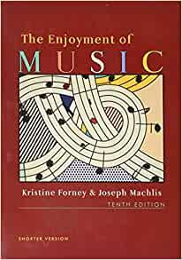 Enjoyment Music Twelfth Shorter Edition