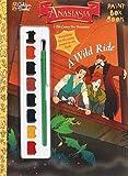 A Wild Ride, Golden Books Staff, 0307092089