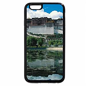 iPhone 6S / iPhone 6 Case (Black) Potala China Tibet
