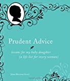 Prudent Advice, Jaime Morrison Curtis, 0740797417