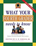 What Your Fourth Grader Needs to Know, E. D. Hirsch, 0385497202