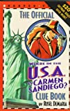Official Where in the U. S. A. Is Carmen Sandiego?, Rusel DeMaria, 0064461971
