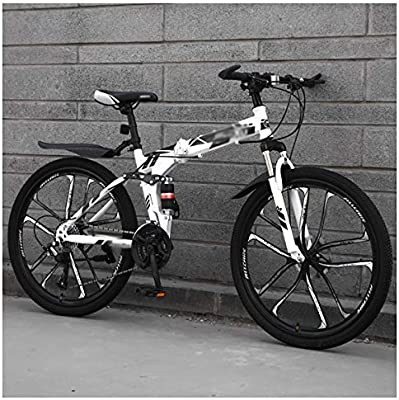 STRTG Bicicleta Plegable, Bicicleta Plegable Urbana,Adultos ...