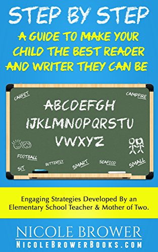Supply Reader School (Step By Step Guide To Make Your Child The Best Reader and Writer They Can Be)