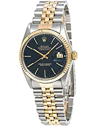 Datejust Automatic-self-Wind Male Watch 16013 (Certified Pre-Owned)
