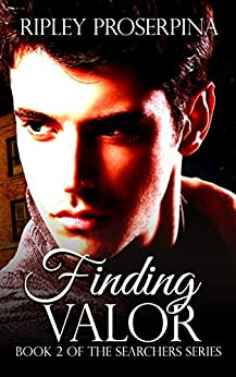 Finding Valor (The Searchers Book 2) by [Proserpina, Ripley]
