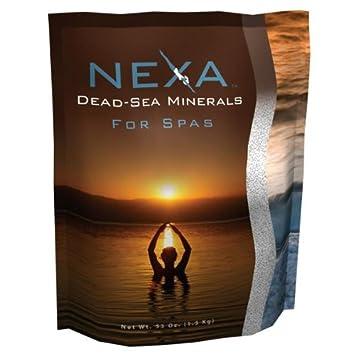 Amazon.com : Nexa Spa Dead Sea Minerals - Natural Salts for Hot Tubs ...