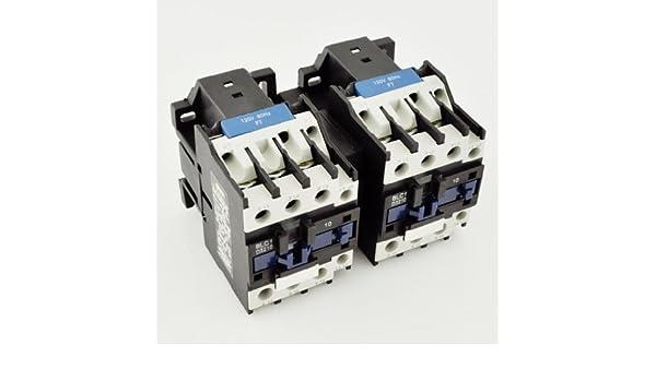 Direct Replacement TELEMECANIQUE AC Contactor LC1D25 LC1D2510-M6 220V Coil