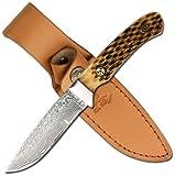 Cheap Elk Ridge ER-262DB Fixed Blade Knife 7.5-Inch Overall