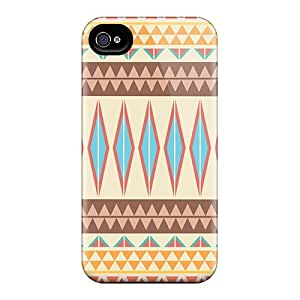 Hard Plastic Iphone 4/4s Case Back Cover,hot Pattern 3 Case At Perfect Diy