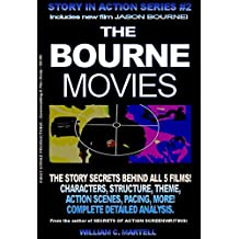 The Bourne Movies (Story In Action Book 2)