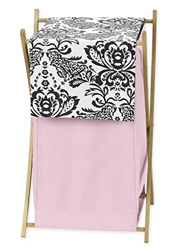 Baby and Kids B001MXO1S6 Clothes Pink and and Jojo Black Sophia Laundry Hamper by Sweet Jojo Designs by Sweet Jojo Designs B001MXO1S6, Fascino:24cb0143 --- ijpba.info