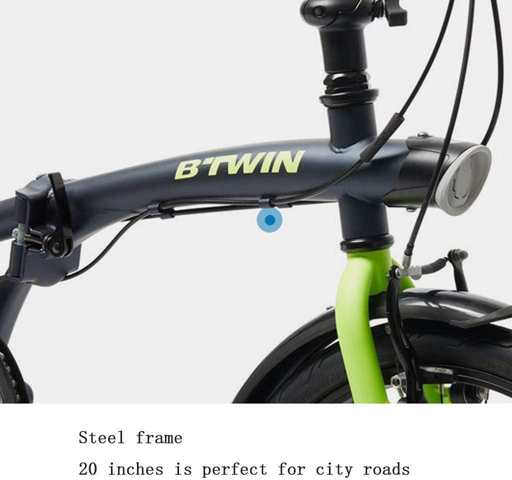Bicicleta plegable Scooter de velocidad variable para adultos ...
