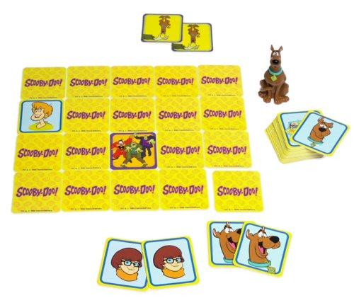Pressman Scooby-Doo Make a Match Game