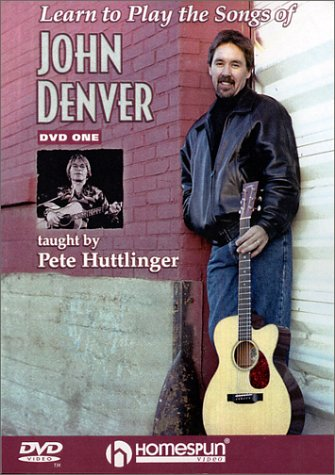 Learn To Play the Songs of John Denver- DVD#1 by Hal Leonard