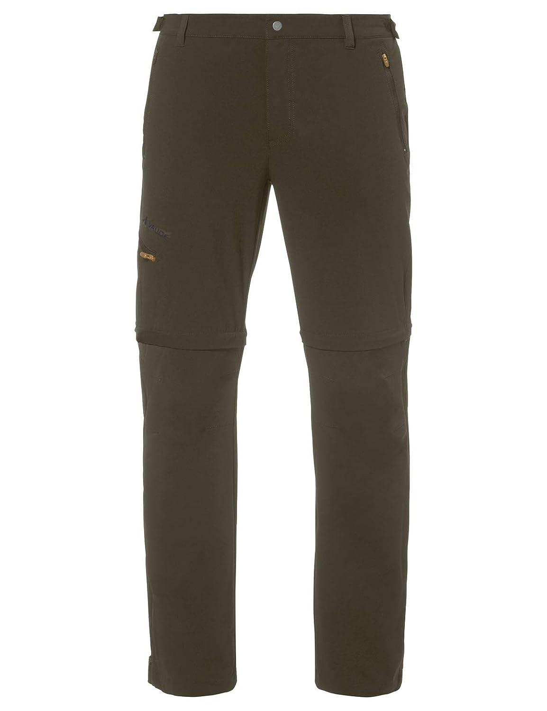 Vaude Herren Farley Stretch T-Zip Hose II, 04575